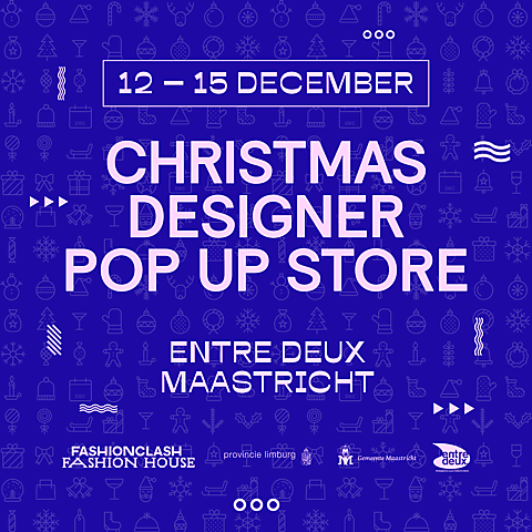 Christmas Designer Pop Up